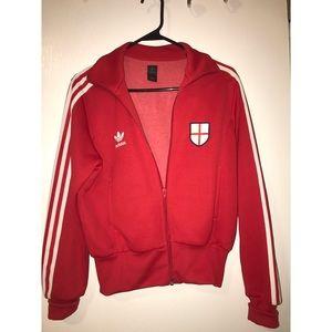 Adidas Soccer jacket!